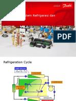 Pengenalan Sistem Refrigerasi dan Komponen