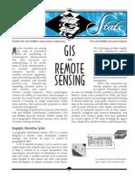 Sea Stats GIS Remote Sensing