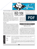 Sea Stats - Red Tide