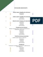 FODA _Administración de la Calidad en Proyectos