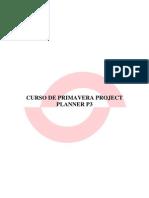 CURSO PRIMAVERA