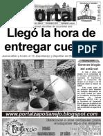 El Portal Edición Impresa Diciembre 2010