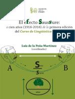 Hacia una lectura contemporánea de Saussure-Raymundo Mier