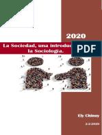 PRIMER TRABAJO PARCIAL OBLIGATORIO SOCIOLOGIA JURIDICA