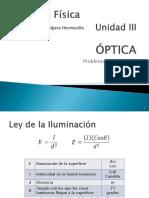 2 OPTICA - PROBLEMAS CON ESPEJOS