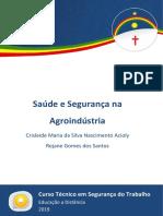 Caderno SEG - Saúde e Segurança na Agroindústria [2019.2 - ETEPAC] (1)