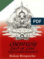 Bokar Rinpoche, Christiane Buchet, Dan Jorgensen - Chenrezig, Lord of Love_ Principles and Methods of Deity Meditation-ClearPoint Press (1991)