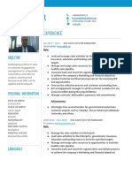 Hossam Samir_Sales Manager_Resume_2020