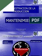 MANTENIMIENTO(14)CATORCE.ppt