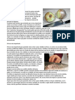 Técnicas para picar cebolla (Recuperado automáticamente)