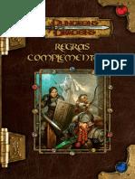 D&D 3.5 - Regras Complementares