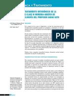 Articulos Clase III SCO