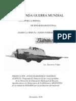 La Segunda Guerra Mundial vista por la  prensa de Rosario. La Tribuna