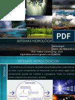 TEMA 2. SISTEMAS HIDROLOGICOS