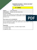 ORDEM DE APRESENTAÇÃO NO ENCONTRO DA UFES - 05.11  currículos corrigidos