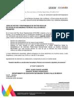 DESTVM_SECTORES_LÍNEAS TEMÁTICAS