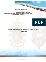 Informe Estrategico de Riesgos I-Semestre 2019 UNEFA.pdf