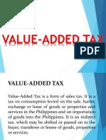 VAT intro