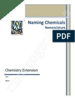 nomenclature extension workbook