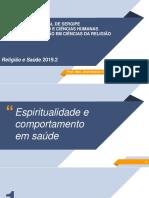 Religião e Saúde - Seção 9