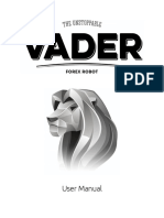 Vader Manual