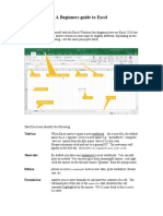 A Beginners guide to Excel 2019.pdf
