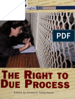 The Right to Due Process