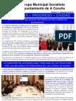 Boletín Grupo Municipal Socialista Nº 71