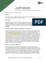 ICT1006 -ACC1007-CSC1005 Individual Assignment 1
