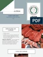Bromatologia - Carnes e derivados