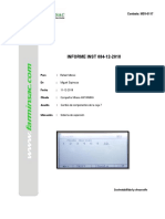 INFORME FARMIN INST 084-12-18 Cambio de componentes caja 7