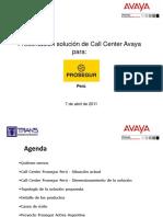Prosegur Perú Topología 1
