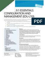 Firewall Essentials (EDU-210)