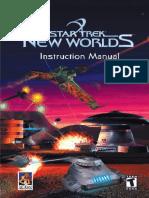 Star Trek New Worlds PC manual