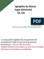 Phytogéographie Du Maroc JD M29_2019