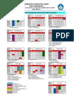 Draf Kalender Pendidikan Lingga 2019-2020