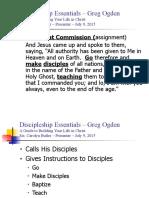 Discipleship Essentials – Greg Ogden