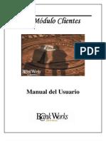 Manual de Usuario Módulo Clientes
