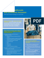Refugee Livelihoods Ec Inclusion  Concept Note -წაკითხული.pdf