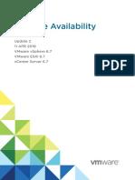 14. vSphere Availability.pdf