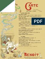 2013-11-25 BENOIT PARIS - prixfrCarte food