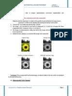 Image Thresholding and Segmentation