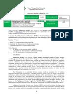 Modlude 1 ICC&IKSP