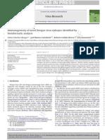 Immunogenicity of Novel Dengue Virus Epitopes Identified by tic Analysis