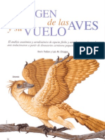 Quiz 4- Padian & Chiappe 2009 Origen Del Vuelo
