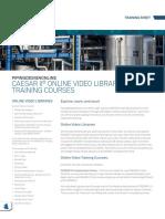 Piping-Design-Online-CAESAR-II-Training-Sheet