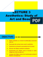 Lecture 3 Aesthetics- Stud. of Arts and Beauty.pptx