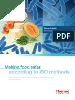 normas microbiológicas ISO