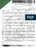 Concertino para trombon Friedbald Grafe