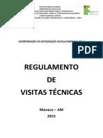 VISITAS TÉCNICAS - REGULAMENTO